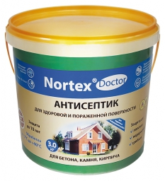 Nortex®-Doctor (НОРТЕКС®-ДОКТОР) для бетона 3,0 кг